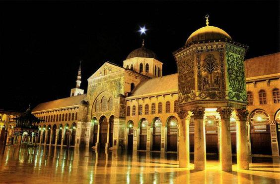 Risultati immagini per damasco dominazione araba