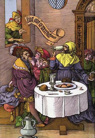 Prostituzione nel Medioevo