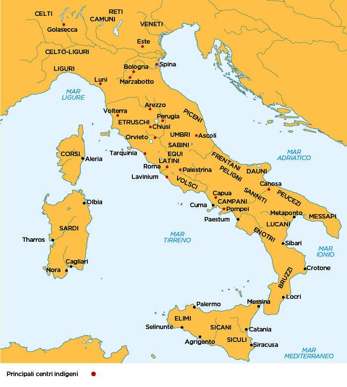Cartina Italia Romana.Italia Preromana Lucani E Bruzi I Guerrieri Della Luce Cronistoria