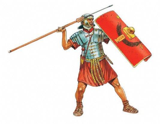 Sul Legionario Braccio Lungo Indagine PilumIl Del RomanoCronistoria xdBrCoeW