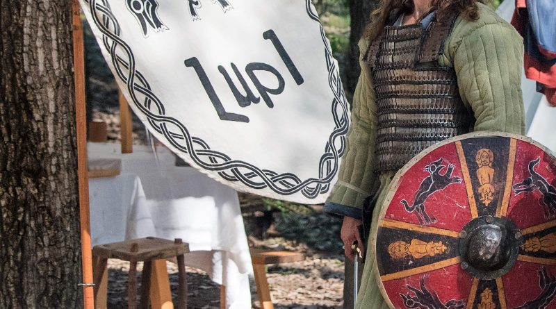 Invicti Lupi al Romans Langobardorum