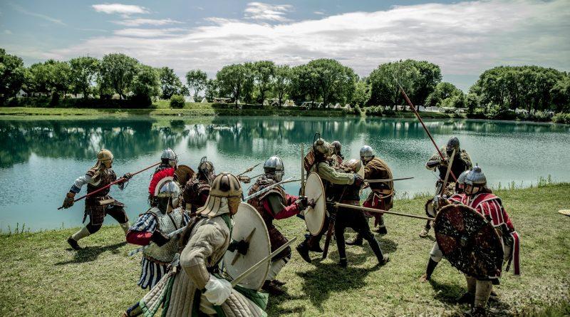 Romans Langobardorum lungo fiume